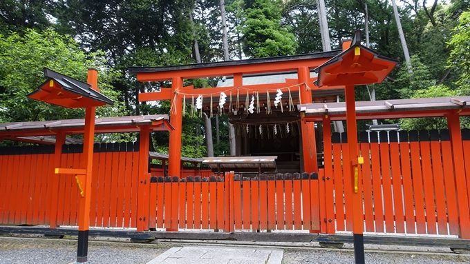 菓祖神社 社殿