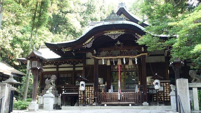 岡崎神社 社殿No2