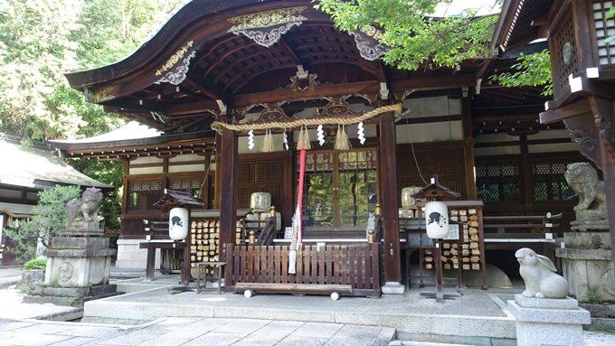 岡崎神社 社殿No5