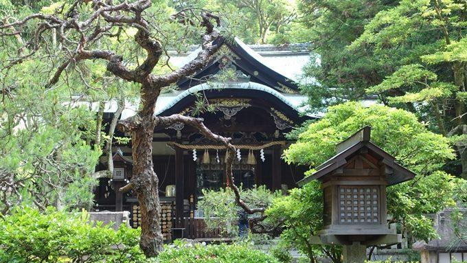 岡崎神社 社殿No1