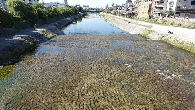 三条大橋の擬宝珠 鴨川