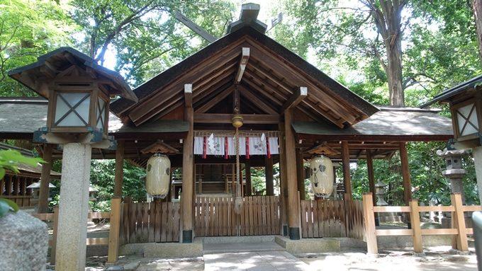 蚕ノ社 木嶋神社社殿