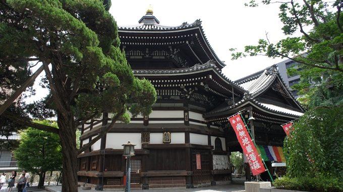 六角堂 全景No3