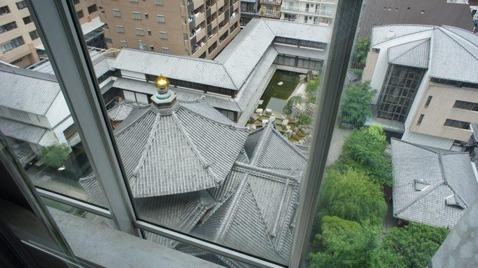 六角堂 展望エレベーター