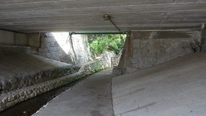 一条戻橋 橋の下 十二神将