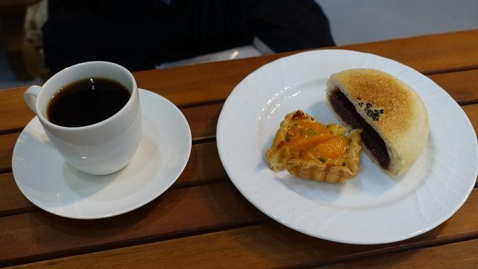 あじき路地 Passage パンとコーヒー