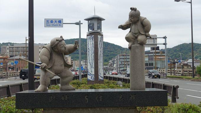 牛若丸と弁慶 No3