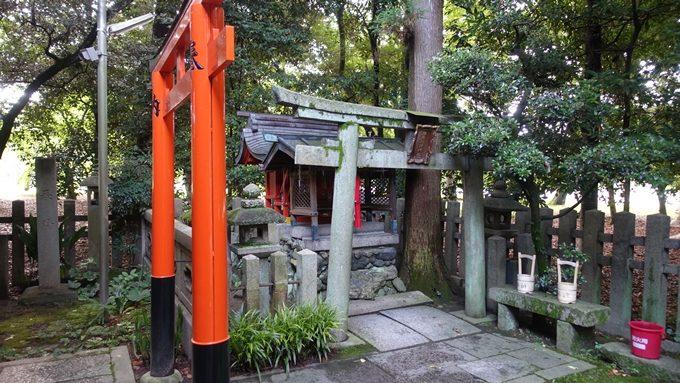 白雲神社 福寿稲荷神社