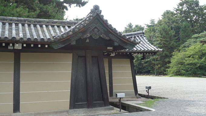 猿ヶ辻 塀No3