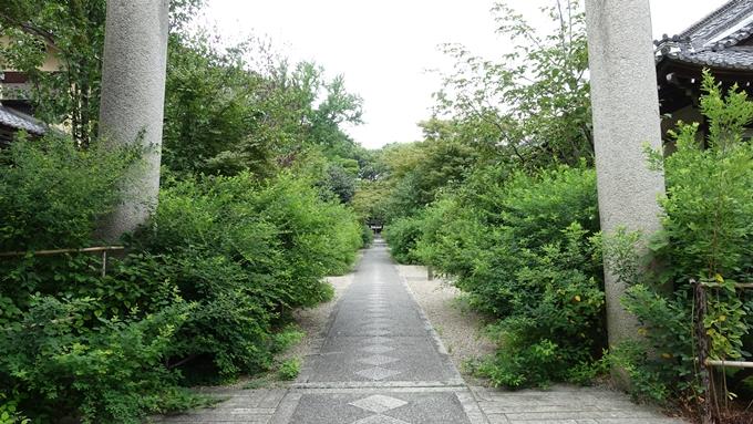 梨木神社 参詣道