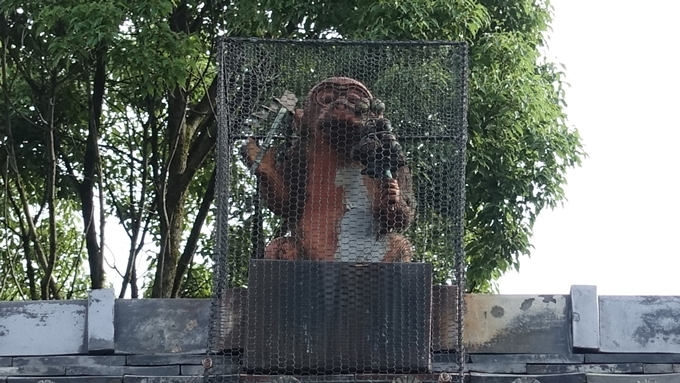 赤山禅院 お猿No2