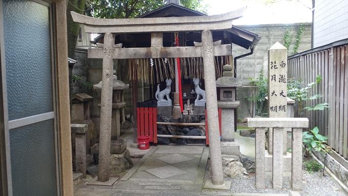 亀山稲荷 鳥居No2