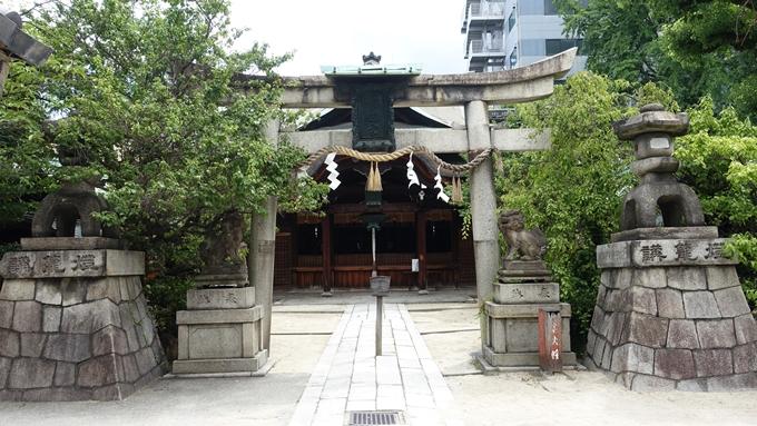 菅大臣神社 鳥居No4