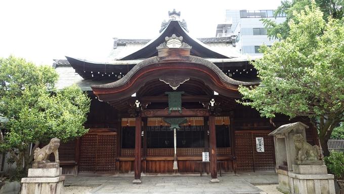 菅大臣神社 本殿