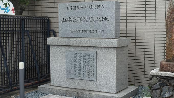 日本近代医学発祥之碑 No7