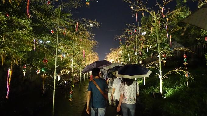 京の七夕 堀川会場No14