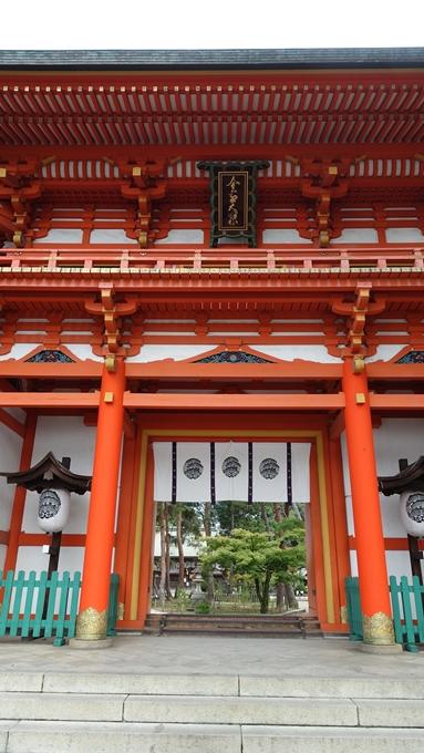 今宮神社 正面入り口