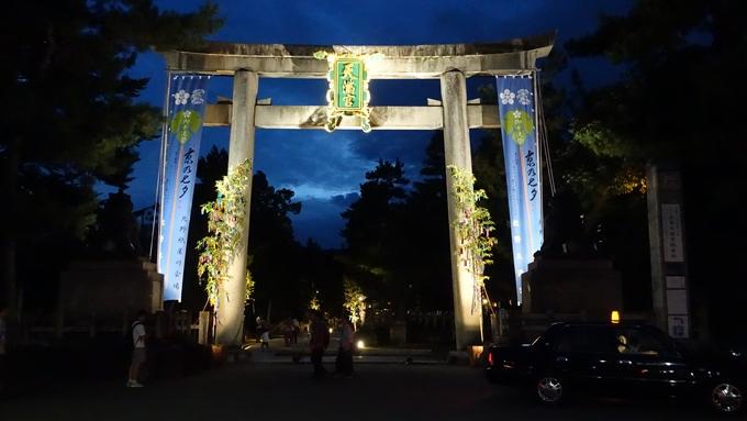 京の七夕 北野No2