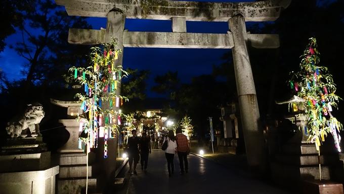 京の七夕 北野No6