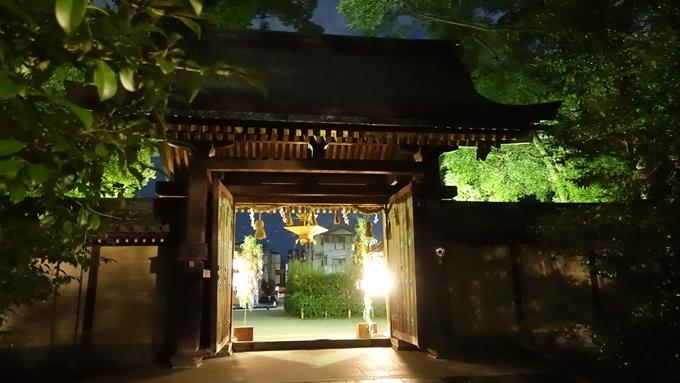 京の七夕 北野No34