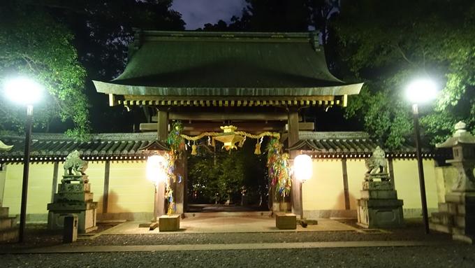 京の七夕 北野No35