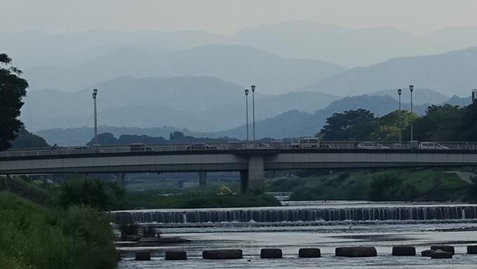 高瀬川取水口 No12
