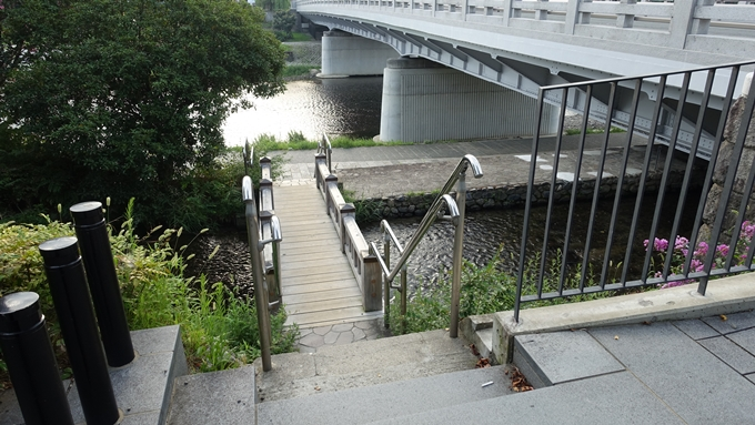 高瀬川取水口 No3