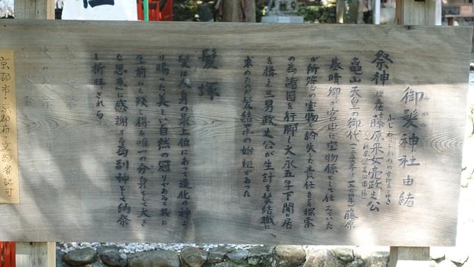 御髪神社 No8