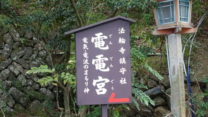 電電宮 駒札No1