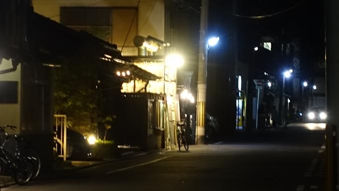 夜の御金神社 No2