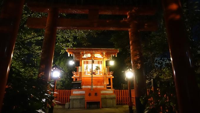 神泉苑夜景 No5