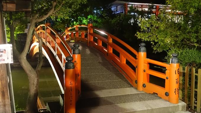 神泉苑夜景 No13