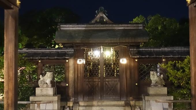 神泉苑夜景 No11