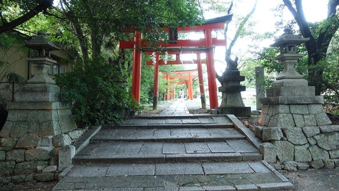 竹中稲荷神社 一の鳥居
