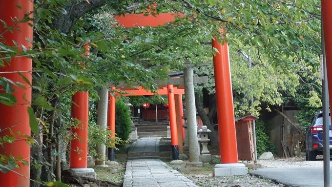 竹中稲荷神社 鳥居No2