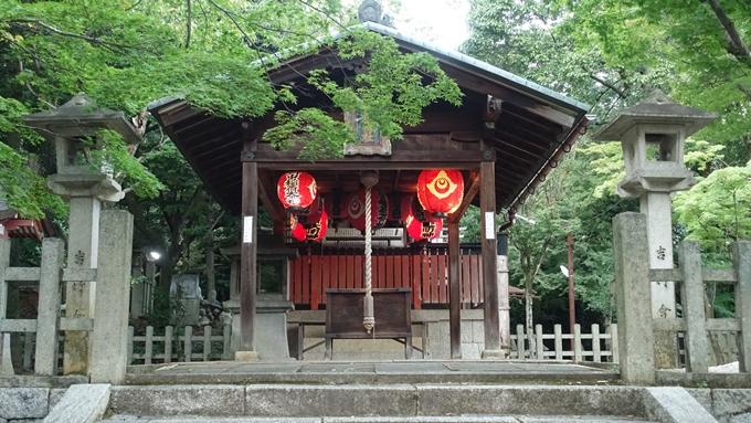 竹中稲荷神社 拝殿No3