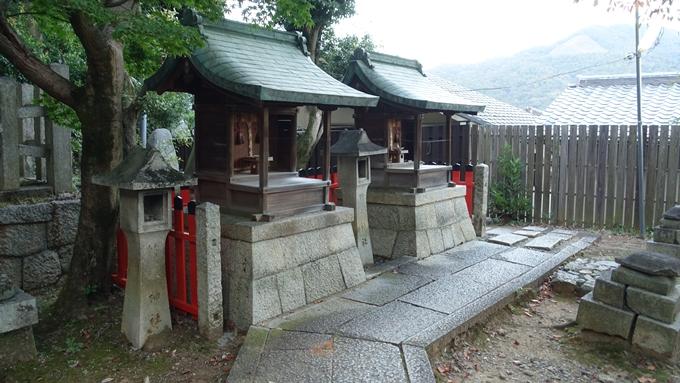 竹中稲荷神社 末社No1