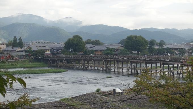 櫟谷宗像神社 渡月橋