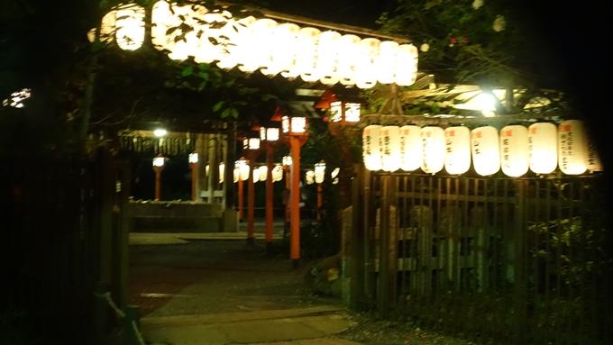 平野神社_名月祭 No2