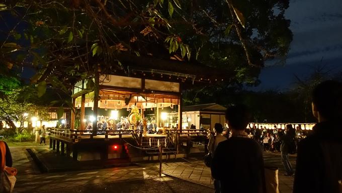 平野神社_名月祭 No13