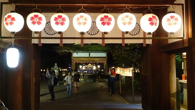 平野神社_名月祭 No14