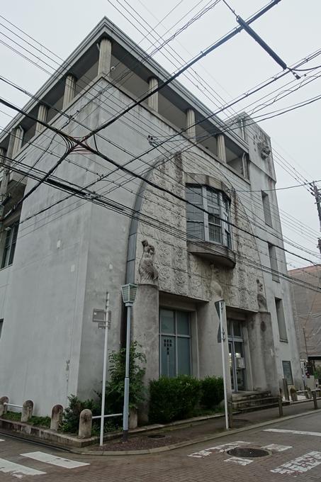 旧京都中央電話局西陣分局舎 No2