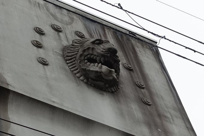 旧京都中央電話局西陣分局舎 No9