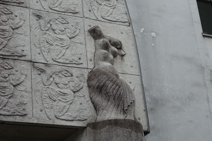旧京都中央電話局西陣分局舎 No6