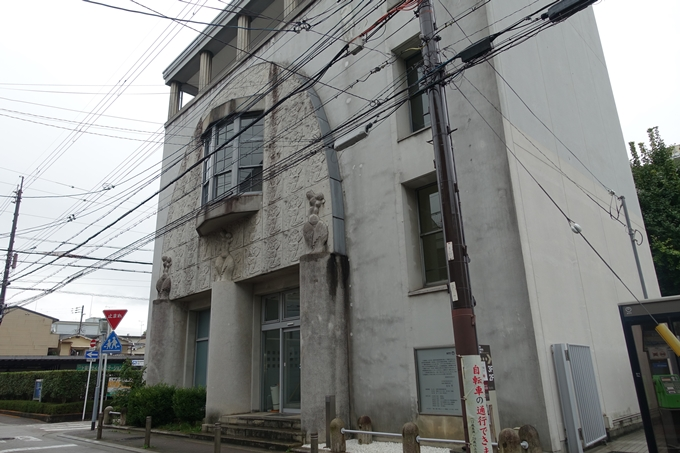 旧京都中央電話局西陣分局舎 No11