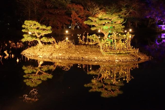 大覚寺 真紅の水鏡_No37