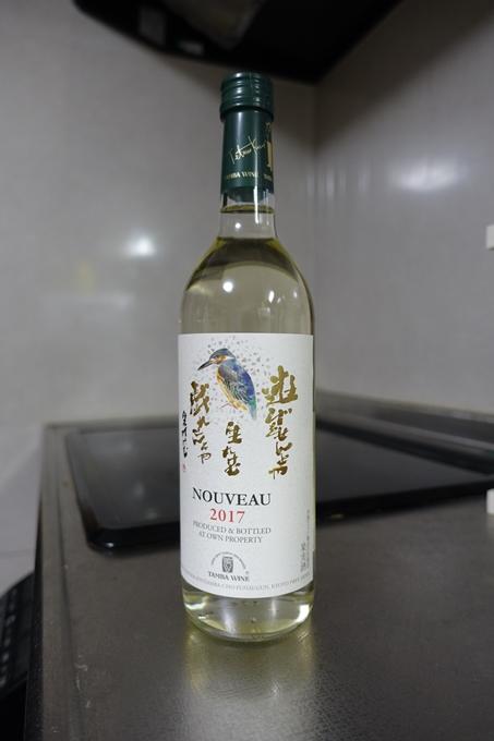 丹波ワイン ヌーボー2017 No2