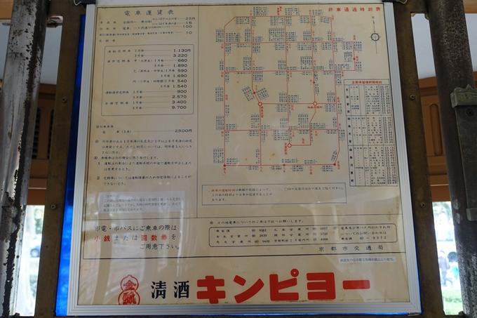 京都市電 岡崎公園紅葉 No30