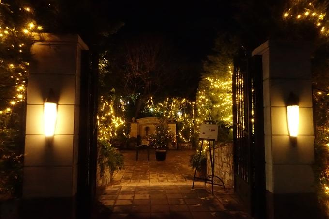北山ウェディングストリート クリスマスイルミネーション No3