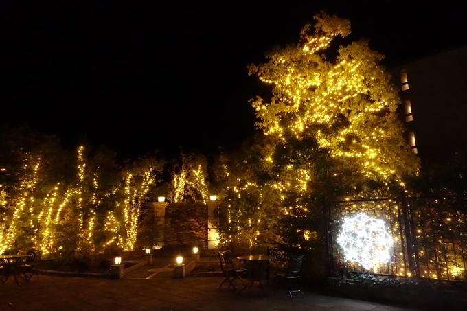 北山ウェディングストリート クリスマスイルミネーション No16